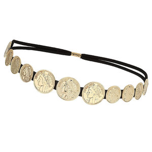 Topshop Coin Row Headband