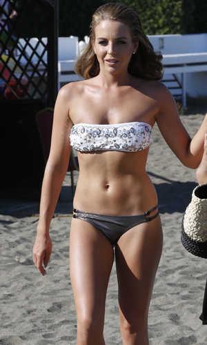 Lydia Bright in Marbella, 08 Jun 2014