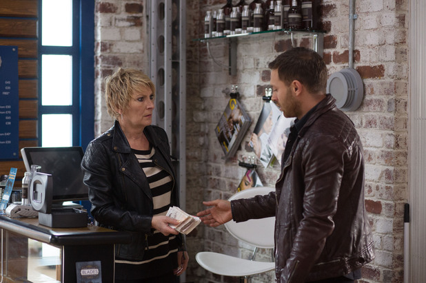 EastEnders, Shirley steals from Dean, Tue 24 Jun