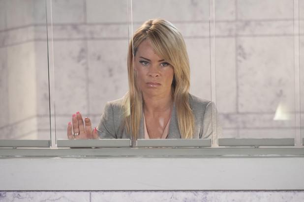 Hollyoaks, Grace's trial, WEd 24 Jun