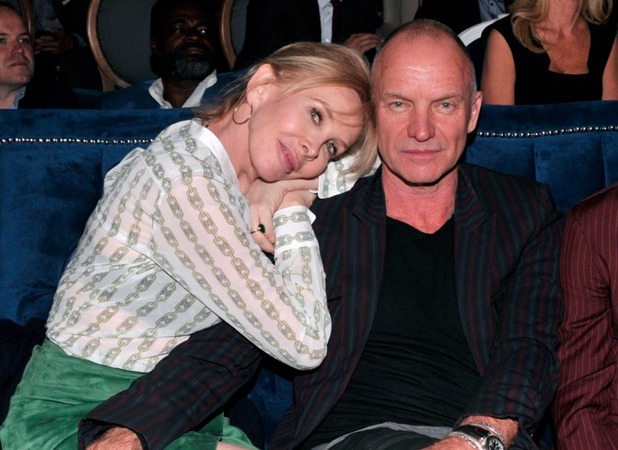 Is Sting right to leave his kids nothing in his will?