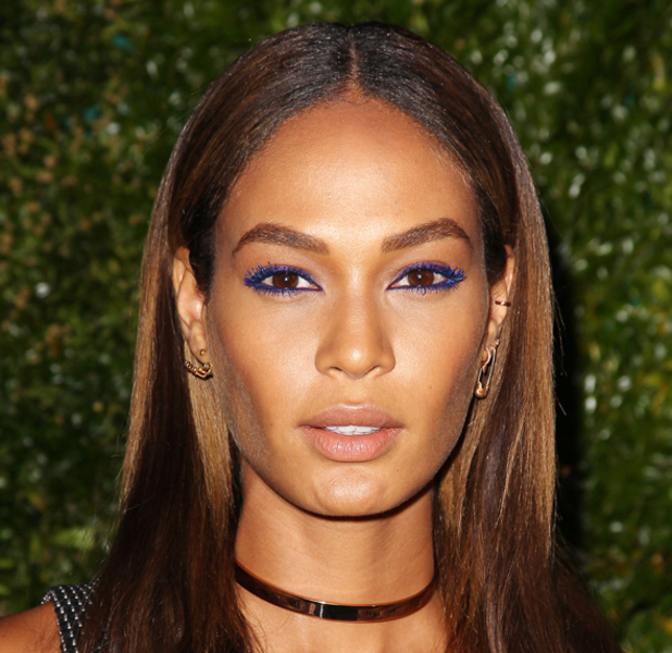 Joan Smalls at Chanel Artists Dinner on 22 April 2014