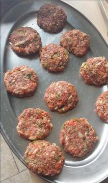 uncooked lamb kebab tikkis Brilliant southall