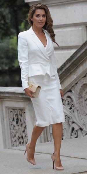 Danielle Lineker at Best of British Reception, 30 June.