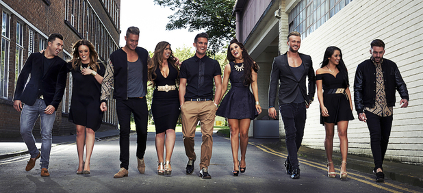 Geordie Shore series 8 promo shots, MTV, 1 July