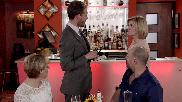 Corrie, Nick's vile to Leanne, Thu 3 Jul