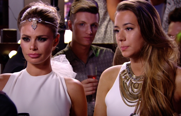 Chloe Sims and Demi Sims on TOWIE - 6/7/14
