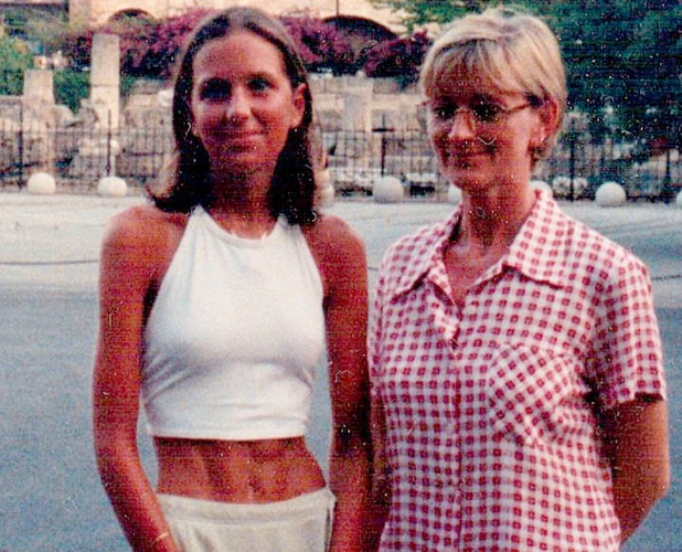 Debbie Johnston, anorexic for 19 years - then my sister's wedding saved me