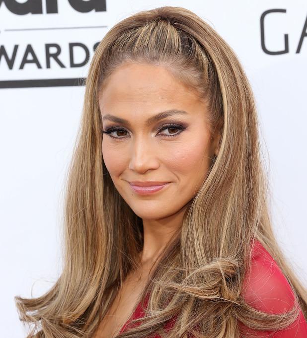 Jennifer Lopez, 2014 Billboard Awards Red Carpet at the MGM Grand Resort Hotel and Casino, 15 May 2014