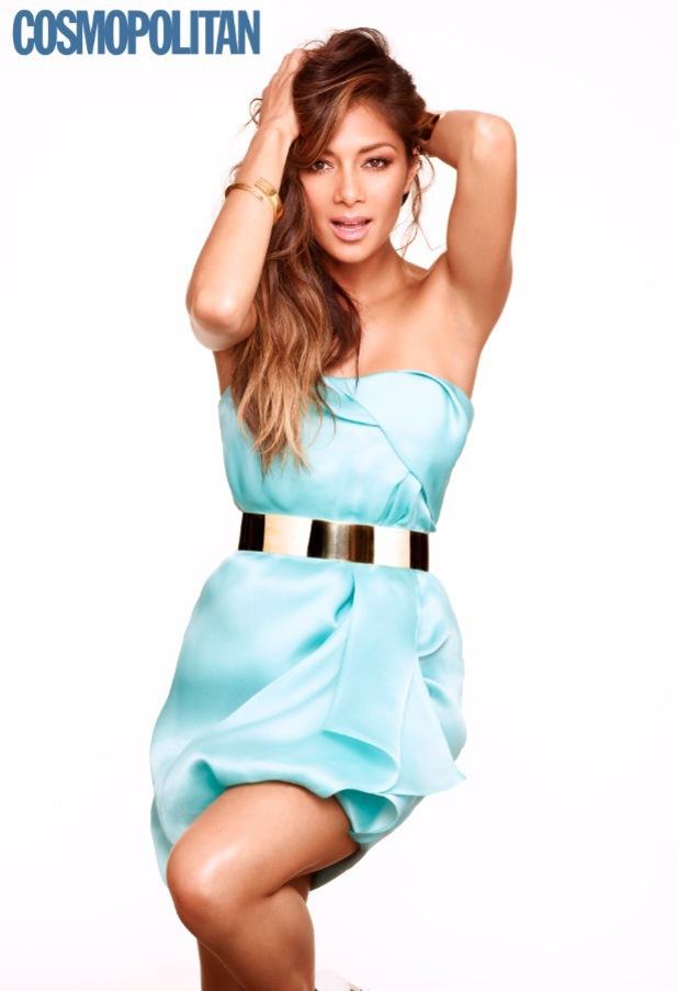 Cosmopolitan August Issue, Nicole Scherzinger, 3 July