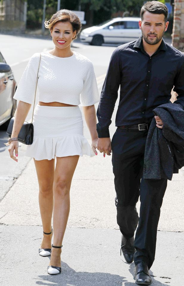 Jessica Wright and Ricky Rayment, Charlie's Delicatessen opening, 2nd July 2014