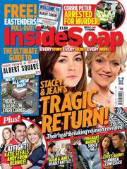 Inside Soap cover - 7 July 2014