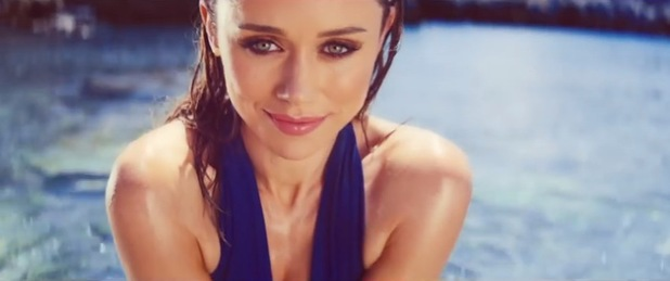 Una Healy in the music video for The Saturdays' 'What Are You Waiting For?' - July 2014