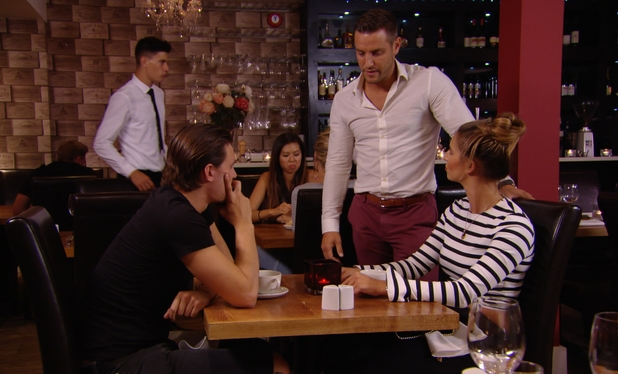 TOWIE: Elliott Wright, Charlie Sims, Ferne McCann try to resolve their drama. Airs: 13 July.