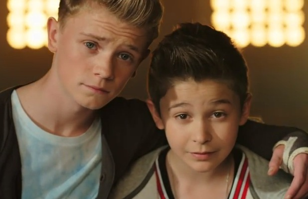 Britain's Got Talent stars Bars and Melody unveil 'Hopeful' music video 8 July.