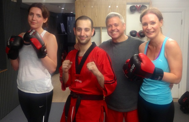 Xen-do martial arts club Reveal use only