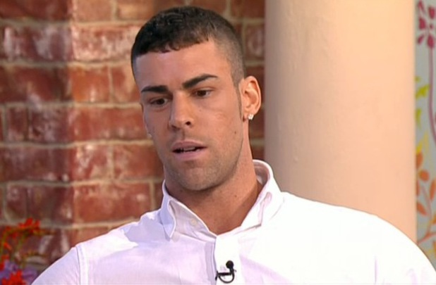 Geordie Shore's Jay Gardner appears on This Morning to talk about sick Magaluf video - 8 July 2014