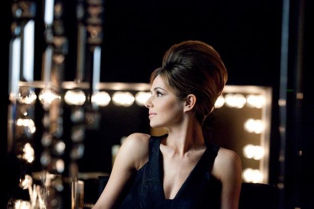 Cheryl Cole for L'Oreal Elnett campaign 2014