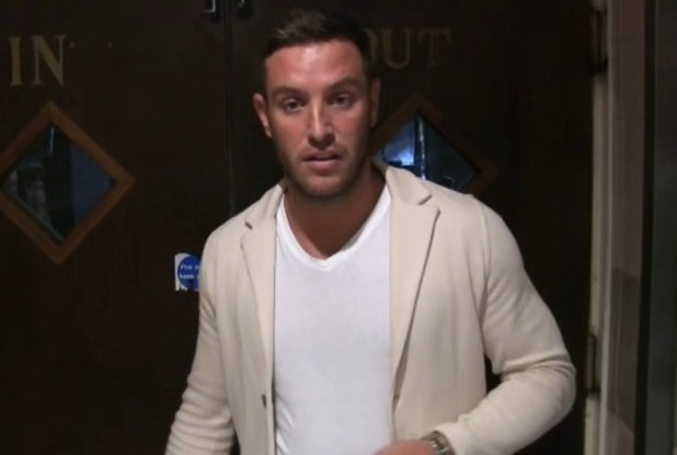 TOWIE's Elliott Wright speaks about his row with Ferne McCann - 10 July 2014