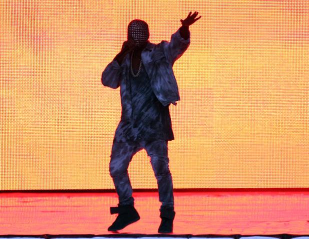 Wireless Festival 2014 - Day 2 - Performances - Kanye West 5 July 2014. London, United Kingdom.