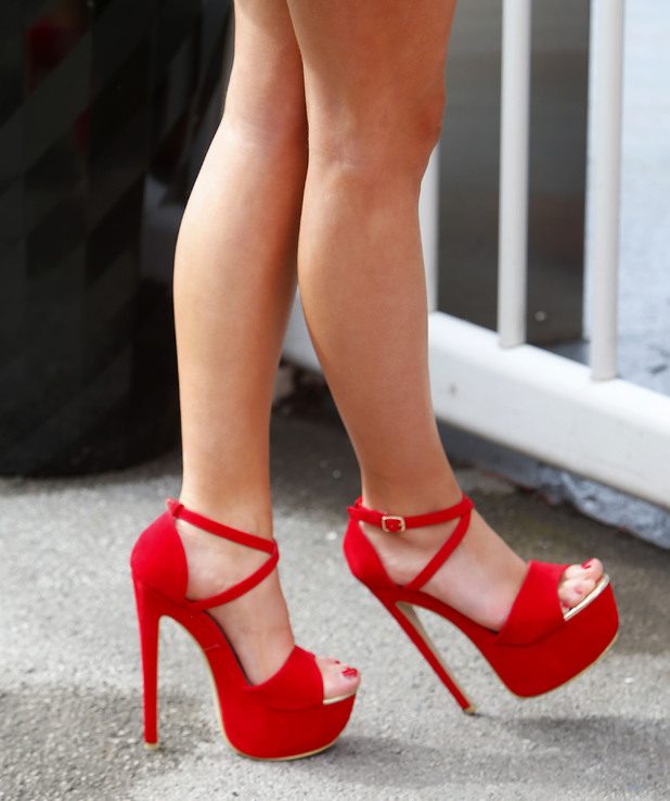 High heels - survey shows the age we should give up things like heels and tattoos