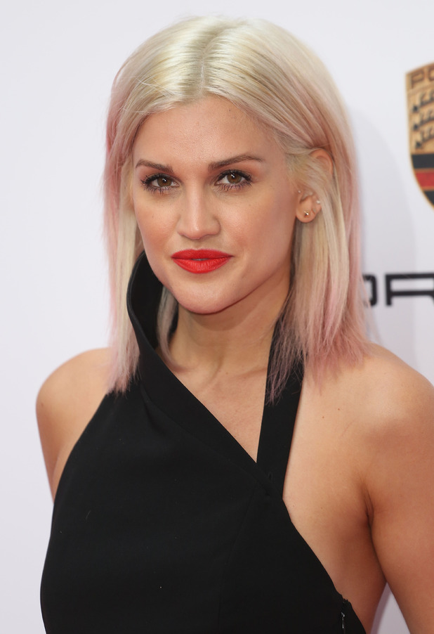 Ashley Roberts attends the WTA Pre-Wimbledon Party 2014 at The Roof Gardens in Kensington, London - 19 June 2014