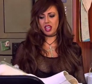 Holly Hagan Geordie Shore series 8, MTV, 22 July
