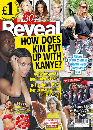 Reveal Magazine - issue 28. 19 - 25July 2014.