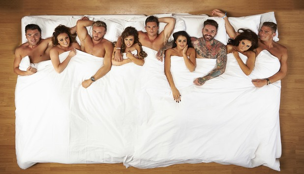 Geordie Shore, series 8, Tue 22 Jul