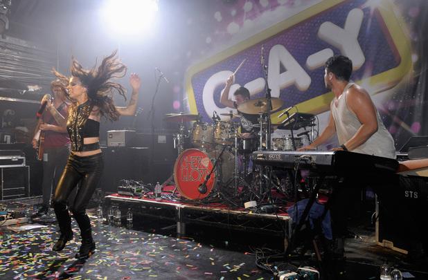 Cher Lloyd at GAY, 19.7.14