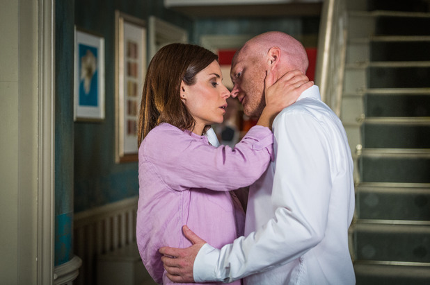 EastEnders, Jay catches Max and Emma, Thu 17 Jul