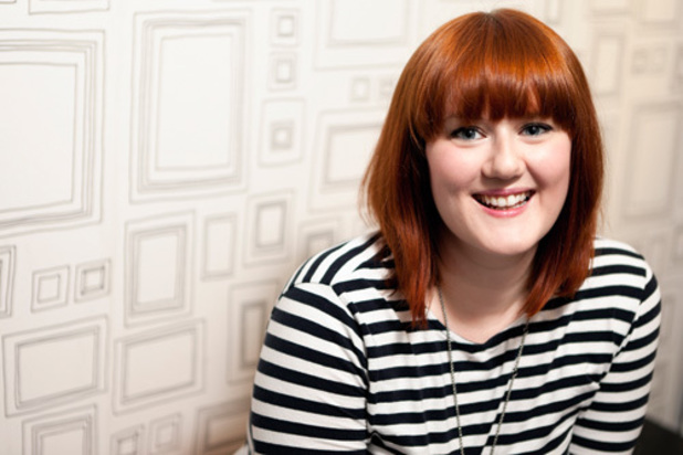 Author Lindsey Kelk - 18 July 2014