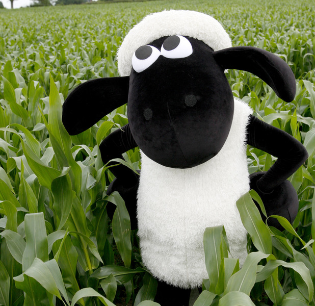 Shaun the Sheep is our fave children't character