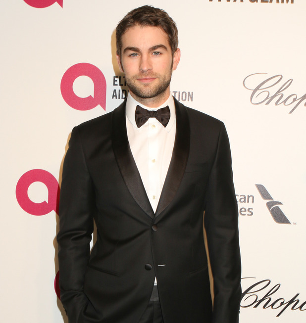 Chace Crawford at the 22nd Annual Elton John AIDS Foundation Academy Awards Viewing/After Party, West Hollywood, 2 March
