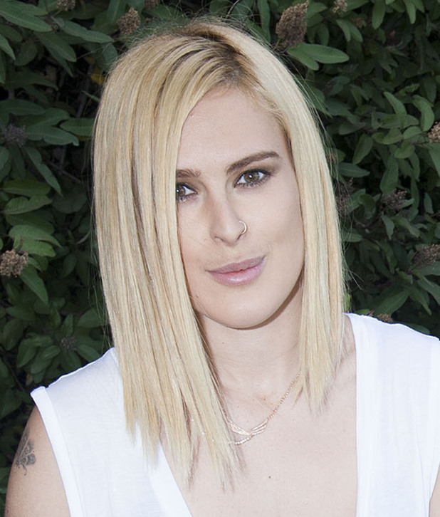 Rumer Willis, The Just Jared Annual Summer Party, Los Angeles, America - 12 Jul 2014