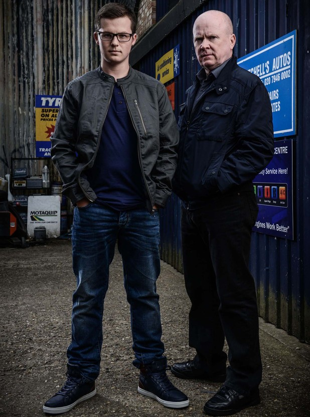 Ben Mitchell returns to EastEnders and will be played by Harry Reid - 18 July 2014