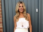 Mollie King gives us summer wardrobe envy with floaty pleated skirt