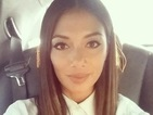 How to copy Nicole Scherzinger's new sleek and shiny straight hair
