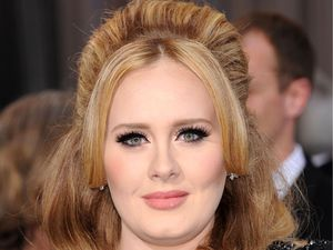 Adele's song 'Set Fire to the Rain' caused panic to an unwitting motorist