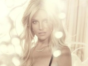 Britney Spears gives a sneak peek of her new lingerie range, The Intimate Collection - 23 July 2014