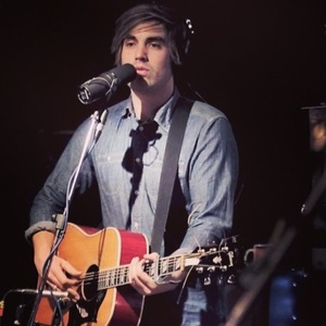 Charlie Simpson solo gig, Instagram, 3 July