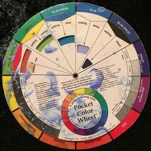 Kesha's hair pocket wheel for hair colouring, Instagram, 20 July