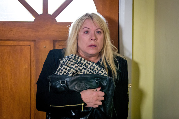 EastEnders, Sharon finds out, Thu 24 Jul