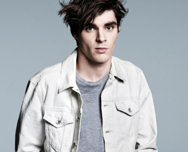 RJ Mitte is the face of GAP International's 2014 campaign
