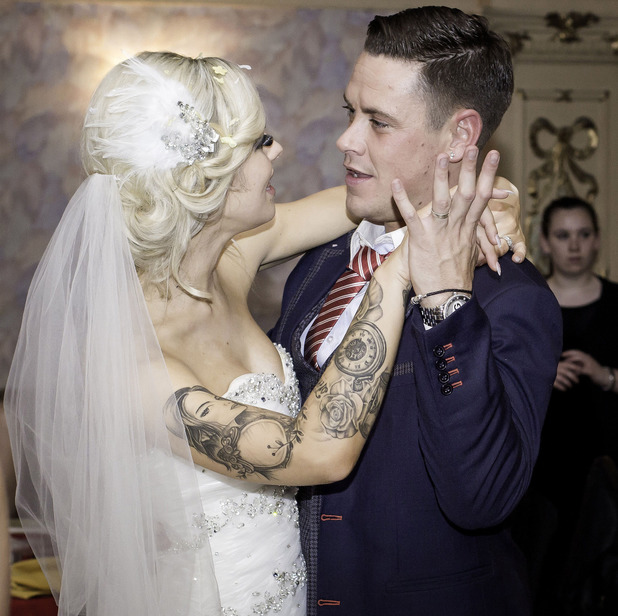Don't Tell The Bride - Jay and Ian - 5 August 2014, series 8