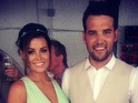 Jess Wright and Ricky Rayment at Leah Wright's wedding, Instagram, 18 July