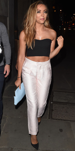 Jade Thirlwall, Little Mix, Steam and Rye Restaurant, London 28 July