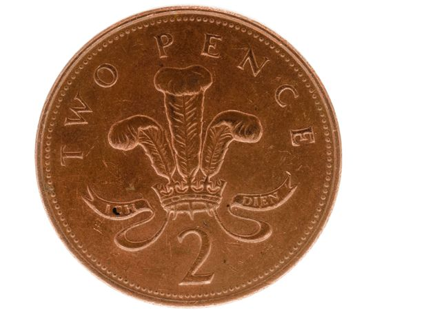 Two pence piece could be worth £1,000