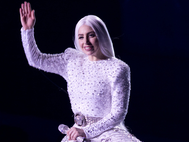 """Lady Gaga brings her """"ArtRave: The Artpop Ball"""" tour to Madison Square Garden in New York City 05/13/2014"""