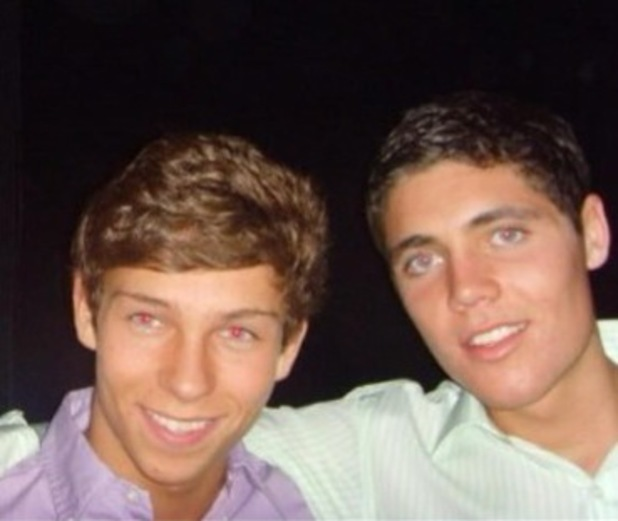 Tom Pearce shared photo of himself and Joey Essex in their teens, Twitter 29 July